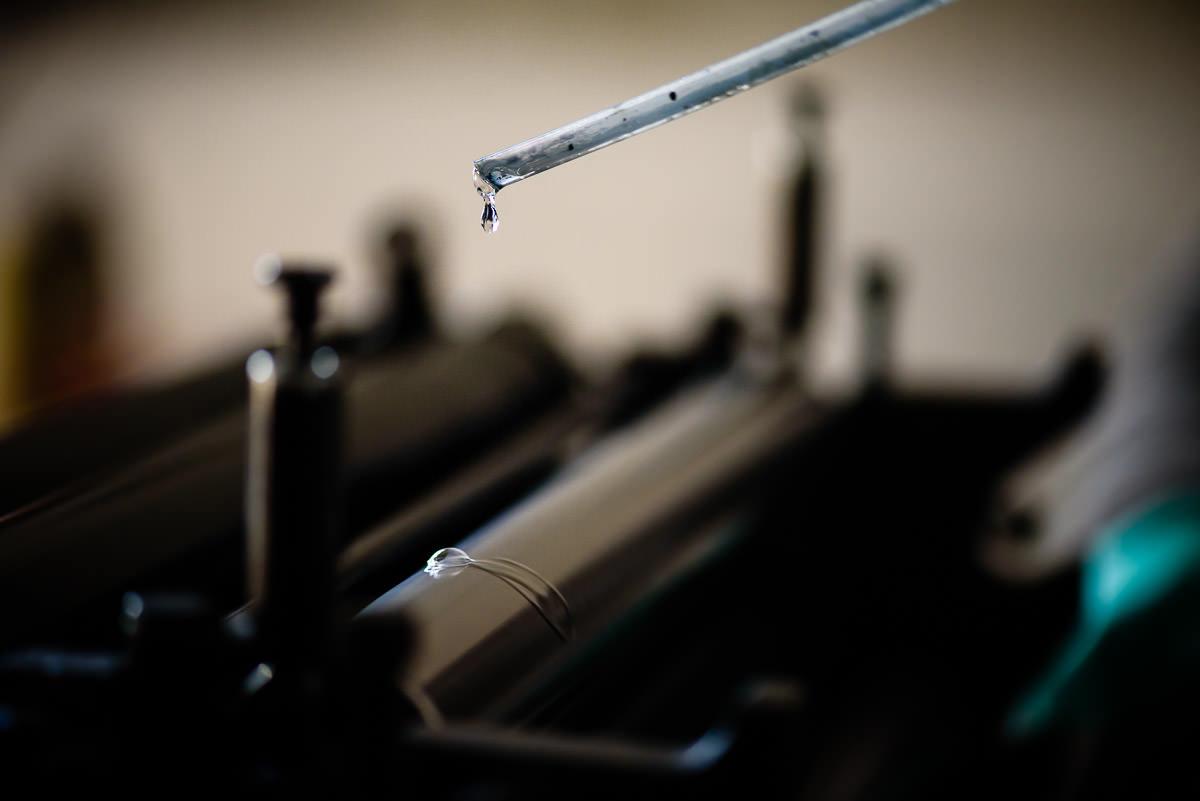 Letterpress Ink Paper Art
