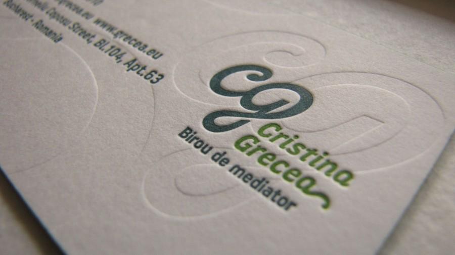 Carti de vizita Cristina Grecea 2