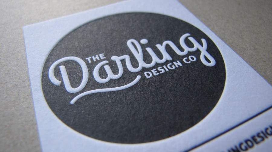Carti de vizita Darling Design