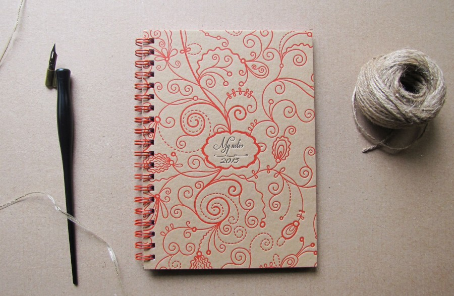Notebook Ink