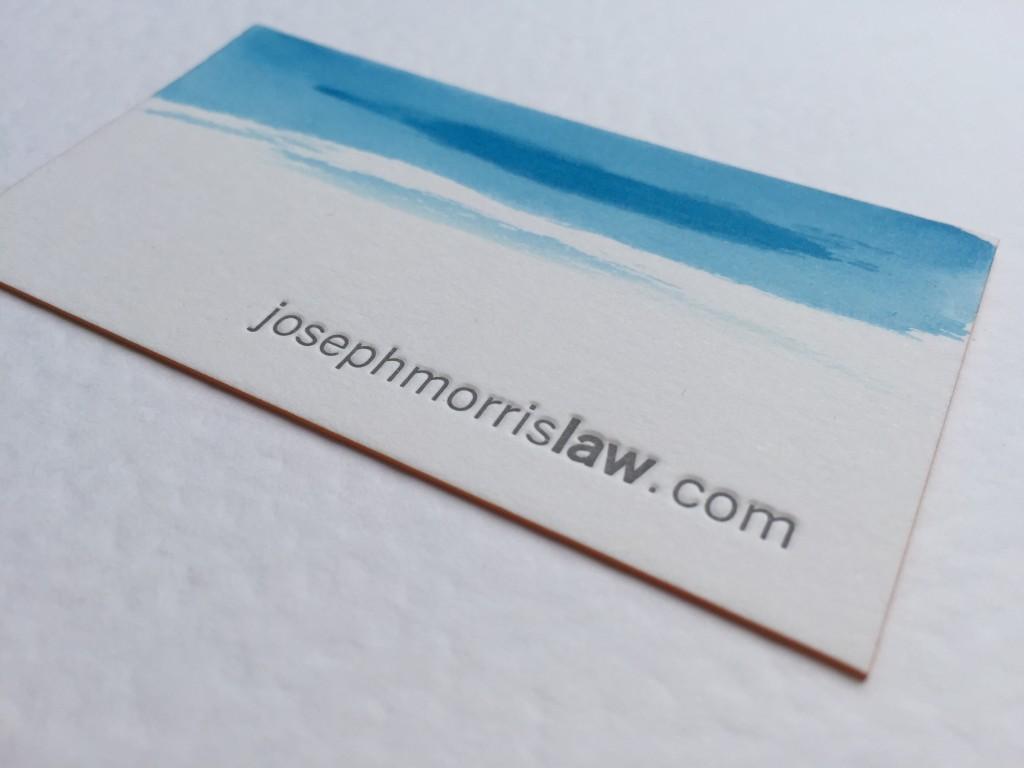 Business Cards Joseph Morris