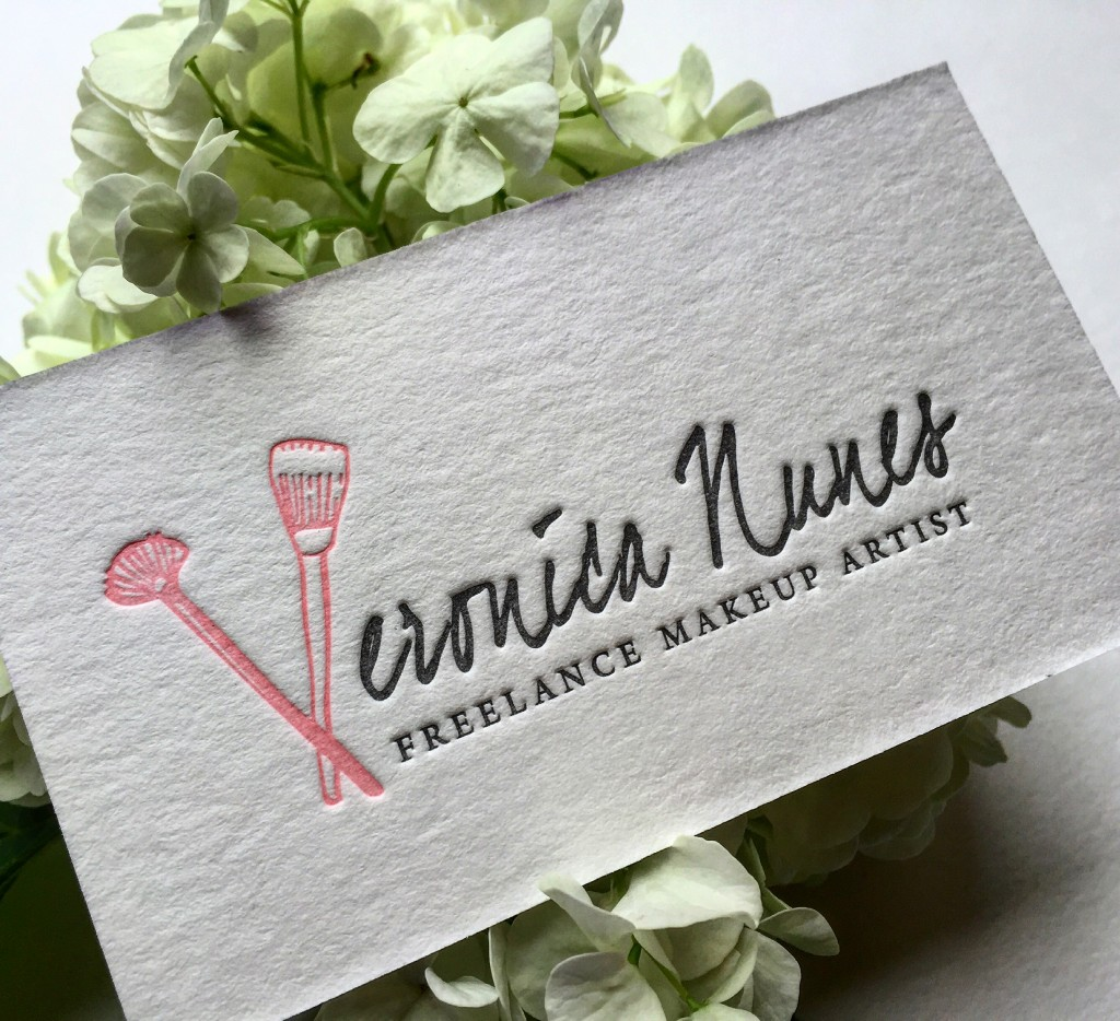 Business Cards Veronica Nunes
