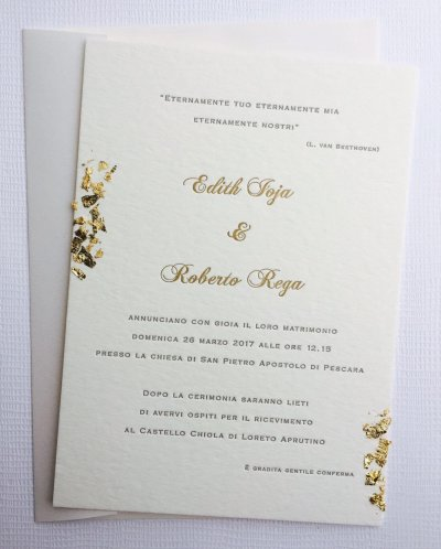 Invitatii Nunta Ink Paper Art Edith & Roberto - 1100px - 1