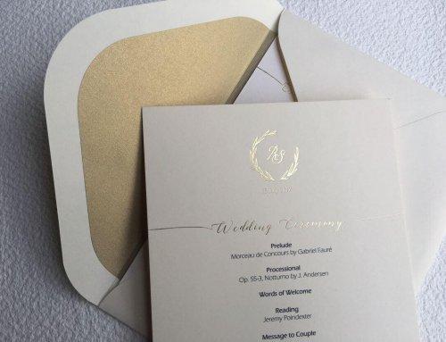 Wedding Invitations Steffi & Roland